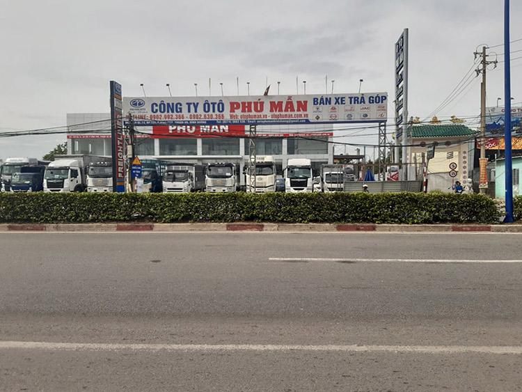 Bình Dương: Người mua xe tải ô tô bị chiếm đoạt tiền đặt cọc?